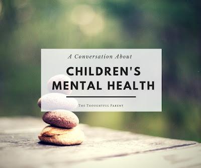 A Conversation About Children's Mental Health