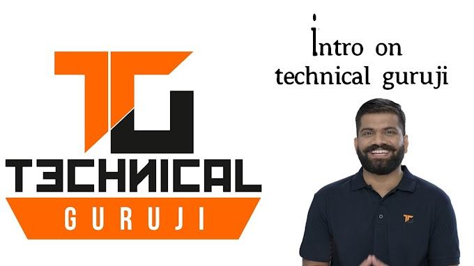 What is the reality of tech YouTuber Technical Guruji (Gaurav Chaudhary)?