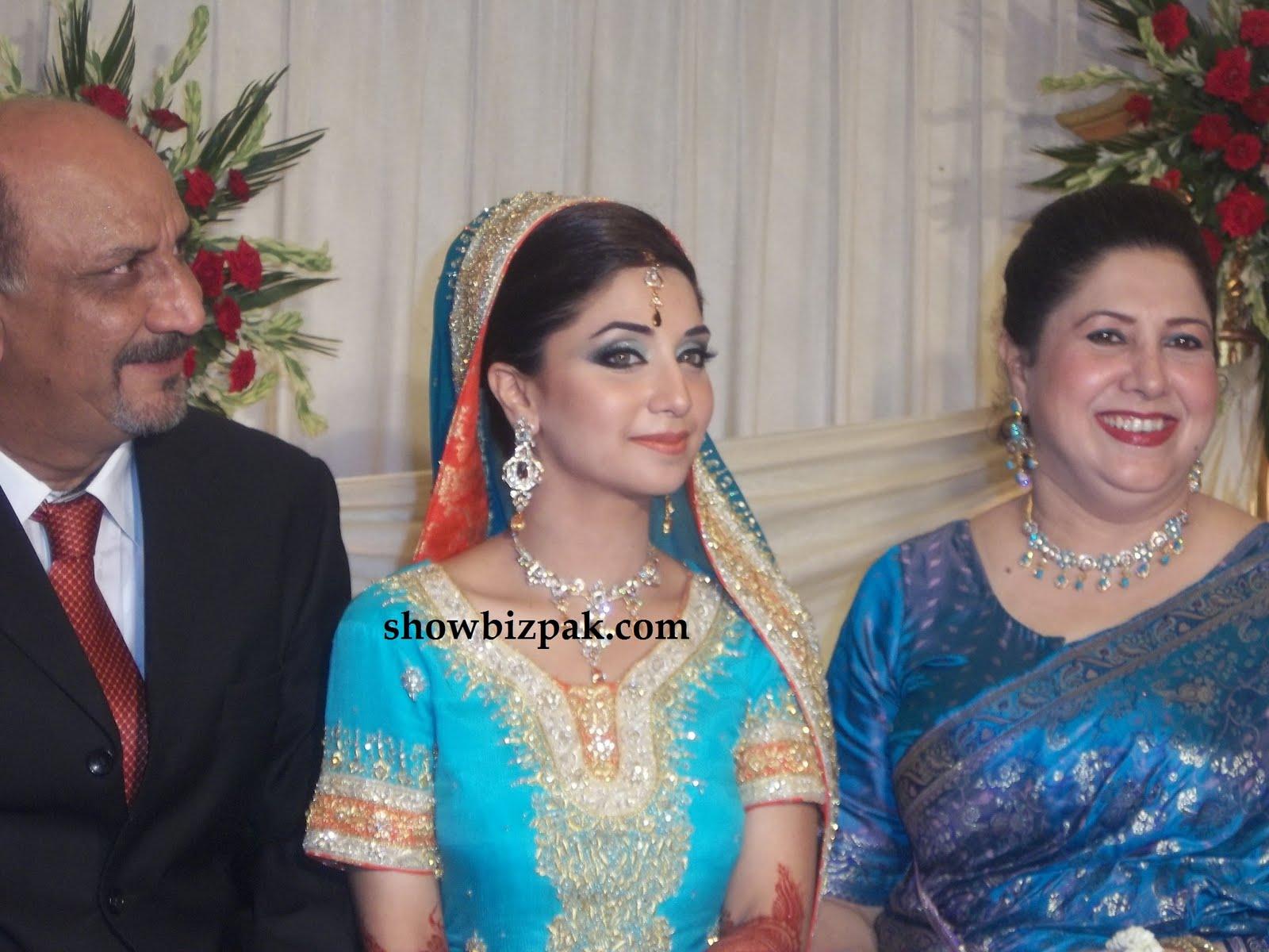 Actress VJ Sadiya Sheikh Wedding Pics