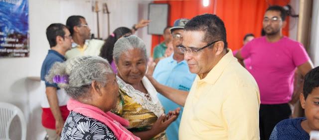12 partidos irão apoiar à candidatura de Lucrécio Gomes a reeleição