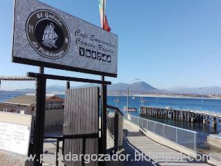 Doña Sofía Galeón Pichidangui entrada