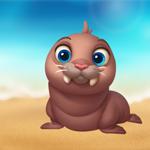 G4K Baby Walrus Escape