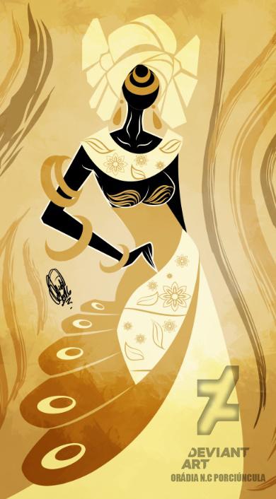 Características Orixás Oxum Religião Afro  - 23 Fatos sobre os(as) Filhos(as) de Oxum