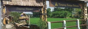 Mau Tau Budaya Malang? Main Ke Kampung Budaya Polowijen Aja!