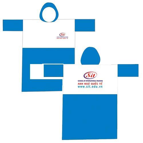 Cơ sở in áo mưa quảng cáo, áo mưa quà tặng, áo mưa chất lượng cao tại Đồng Tháp