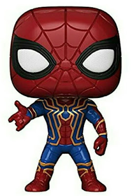 Kids Funko Toy - Avengers Infinity War-Iron Spider