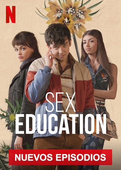 Sex Education (2021) Tercera Temporada NF WEB-DL 1080p Latino