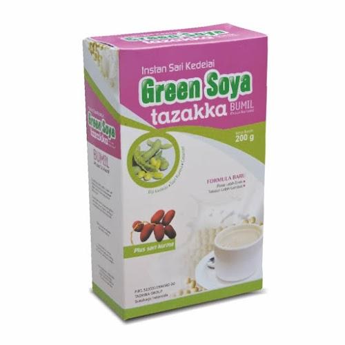 Green Soya Tazakka Ibu Hamil