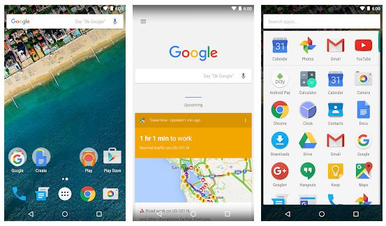 Kumpulan Launcher Android Paling Ringan, Keren dan Hemat Baterai