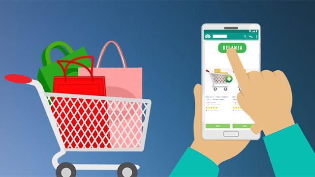 Aplikasi Belanja Online Terbaik dan Termurah