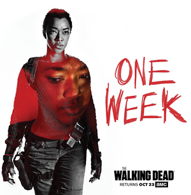 Only one week to go until The Walking Dead Season 7