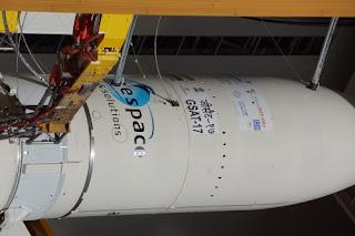 O μεγαλύτερος ευρωπαϊκός δορυφόρος επικοινωνιών είναι ελληνικός και κυπριακός και εκτοξεύεται απόψε