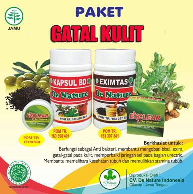 paket-obat-gatal-kulit-Eksim-de-nature-M