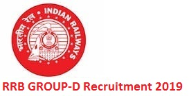 Railway Group D Recruitment 2019 | RRB Group D Recruitment 2019 | RRC Group D Recruitment 2019