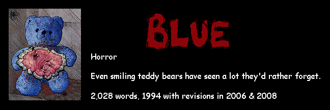 Banner Link for Gori Suture's horror short story Blue