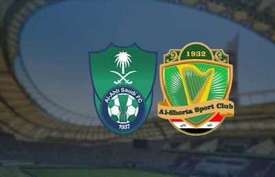 .@ مباراة الأهلي السعودي والشرطة مباشر 24-4-2021 والقنوات الناقلة ضمن دوري أبطال آسيا