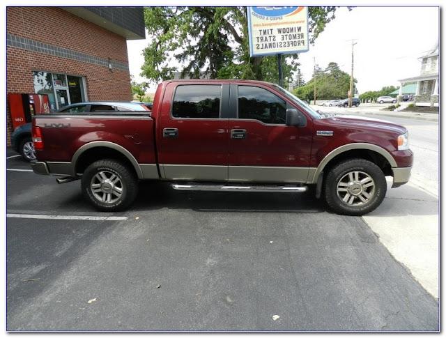 Best Illinois WINDOW TINTING Law For Trucks