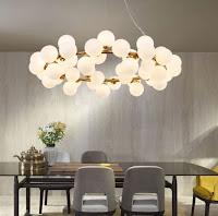 Lighting ideas with Round pendant lamp fixture 25 White glass ball pendant lights