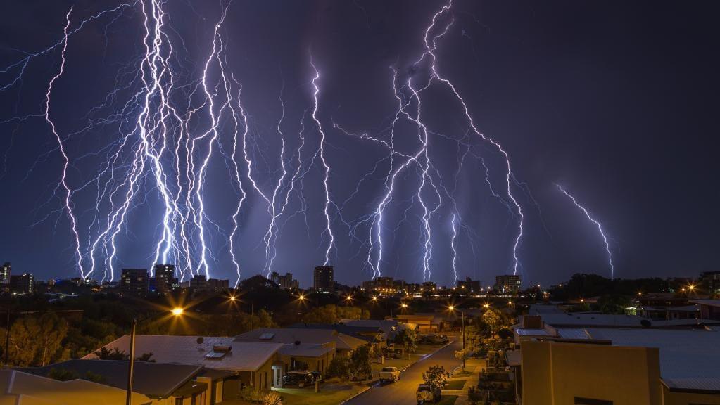 Nuvens de Tempestades