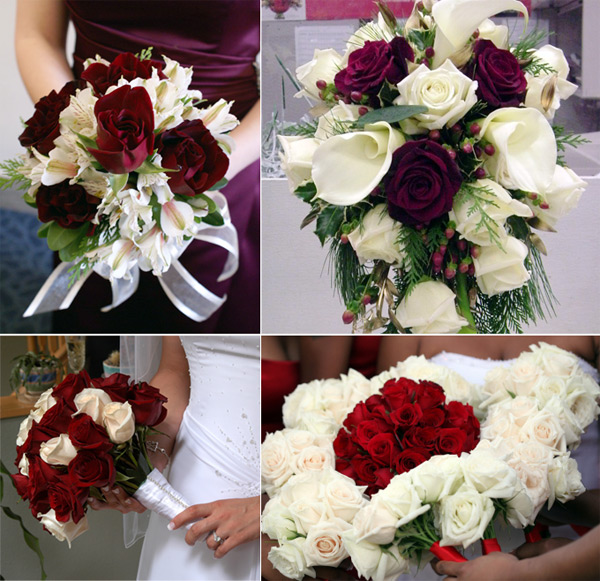 Fred Marsh's Blog: Spring Wedding Bouquets In Every Color