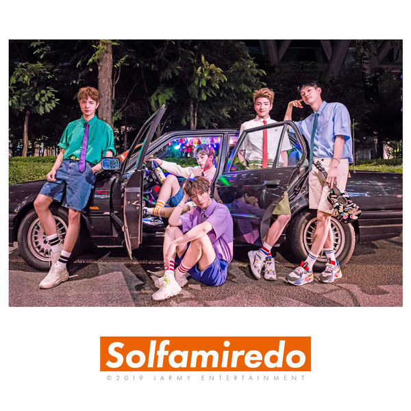 W24 – 3rd Digital Single – Solfamiredo – Single