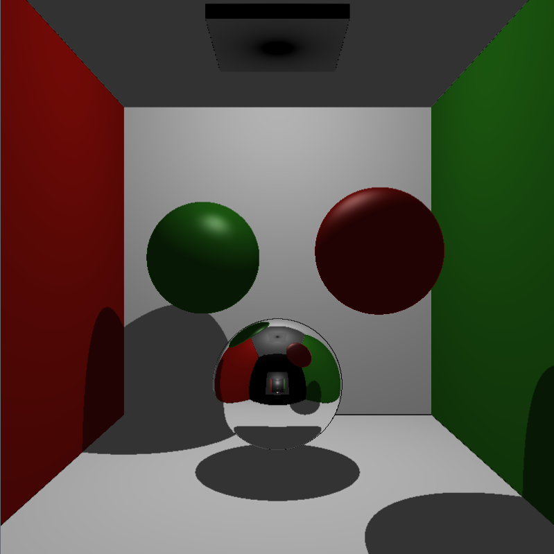 Final Raytracer Images | TheForce