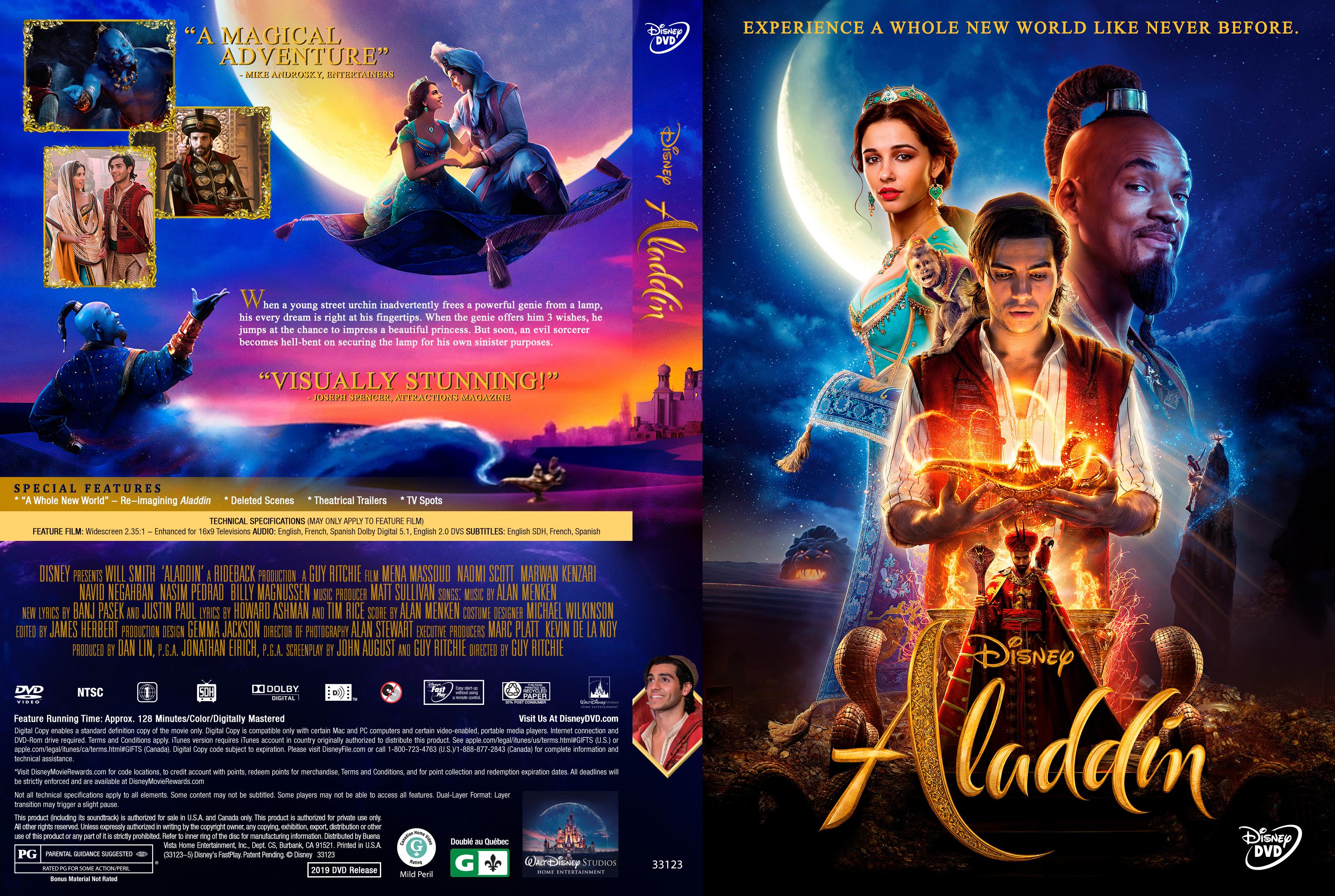 Aladdin Film Deutsch Komplett