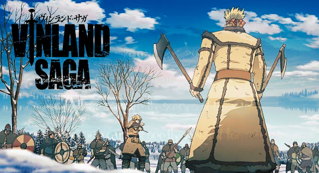 En que manga continua el anime Vinland Saga