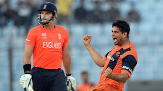 England vs Netherlands 29th Match ICC World T20 2014 Highlights