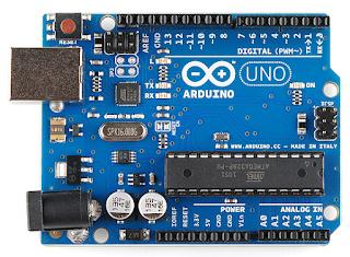 pengertian Arduino Uno (R3)