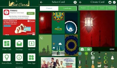 Aplikasi Muslim Cards Pro Untuk Membuat Kartu Ucapan Lebaran