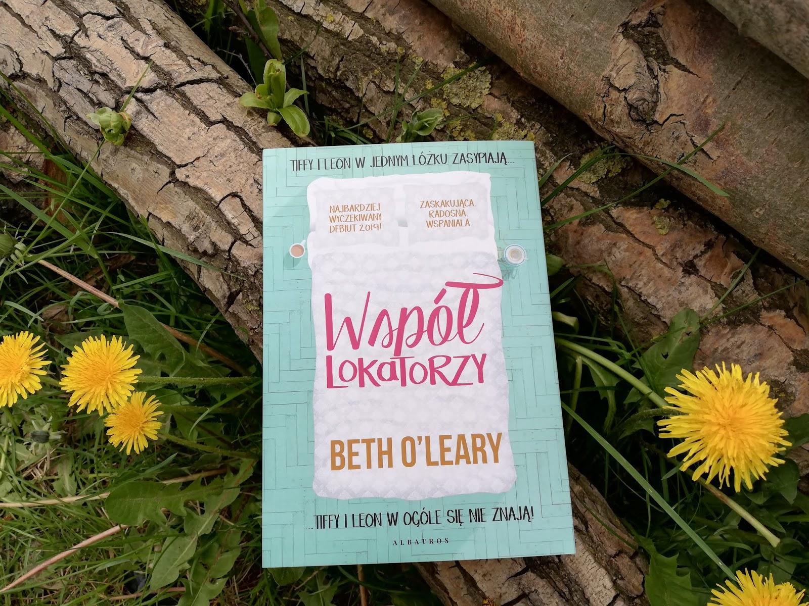 Recenzje książek: Współlokatorzy - Beth O'Leary  #3