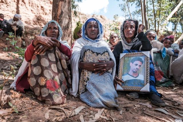 UN: Ethiopian, Eritrean troops behind possible 'war crimes'