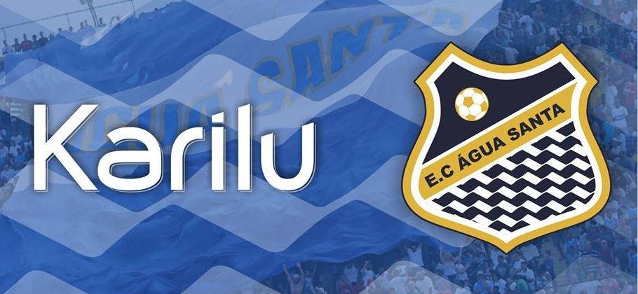 8bf1097f0b Karilu é a nova fornecedora esportiva do Água Santa - Show de Camisas