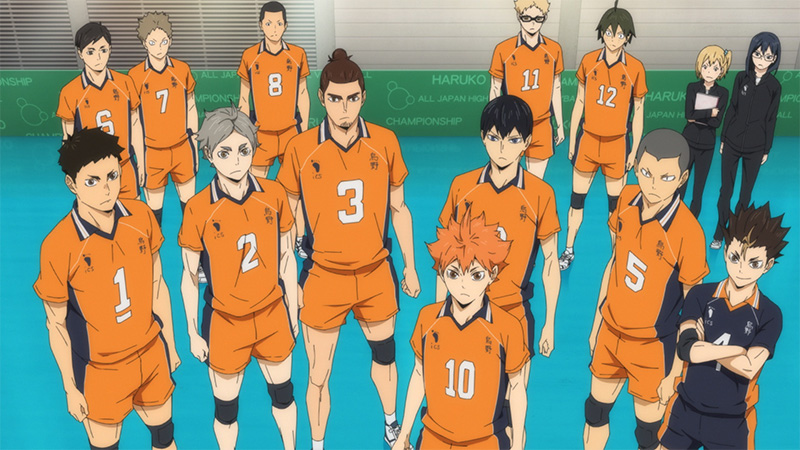 Sinopsis Haikyu!! Season 4 Episode 13