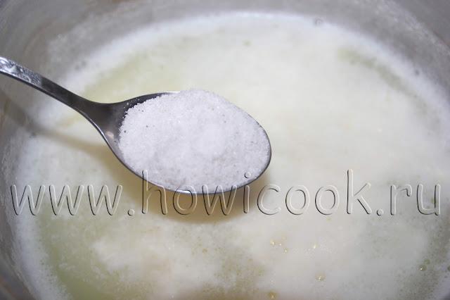 рецепт домашнего сыра с пошаговыми фото