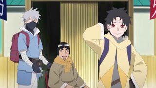 Boruto: Naruto Next Generations - Episódio 107