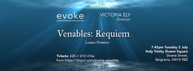 Ian Venables - Requiem - Evoke