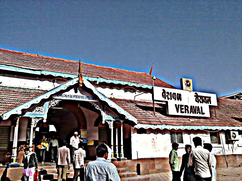 Veraval Station