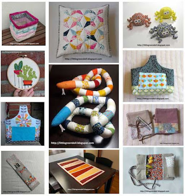 LittleGreenDoll patchwork 2016