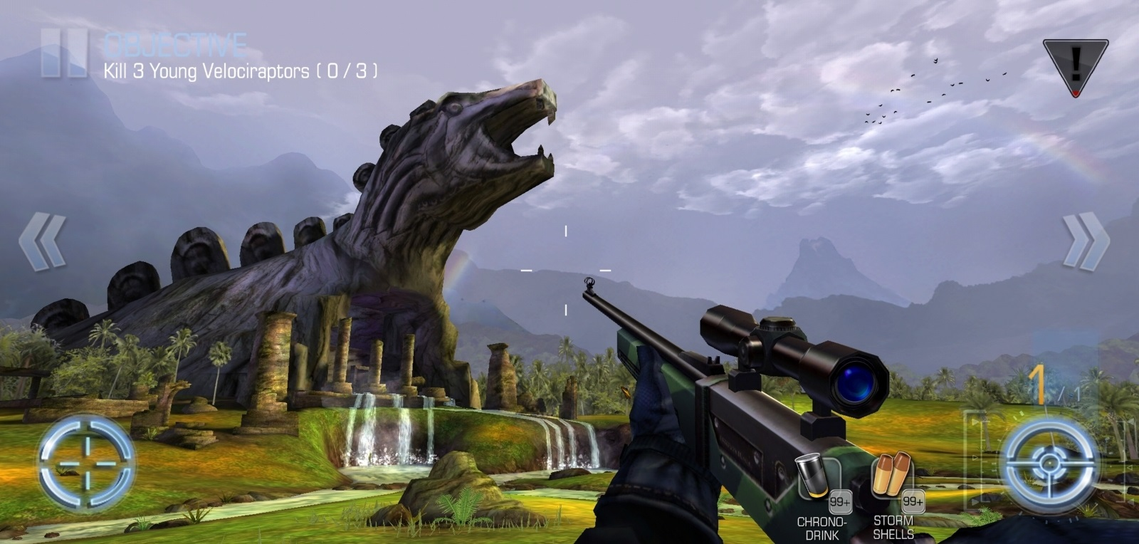 Dino Hunter Apk