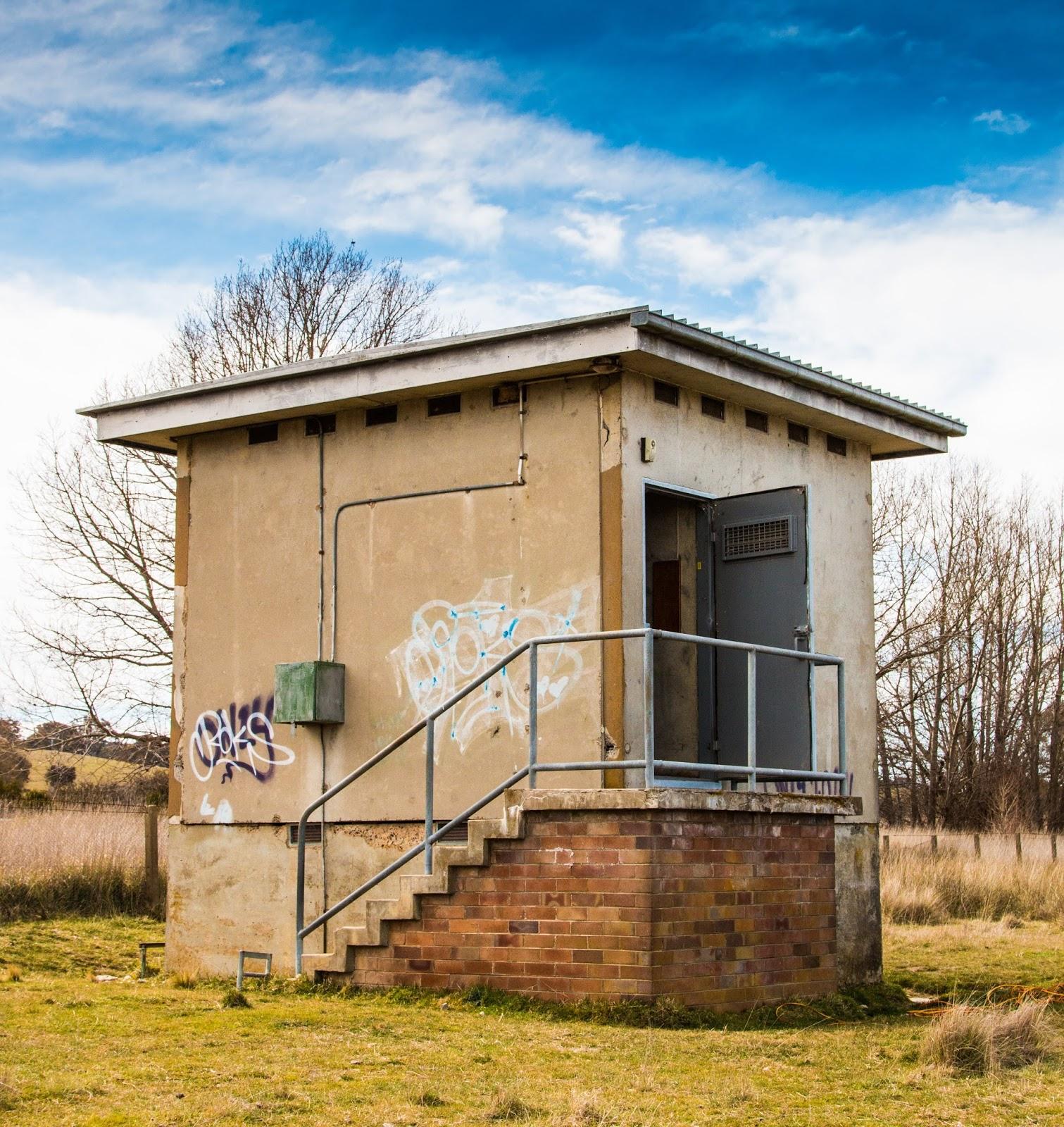 Telecommunications Huts
