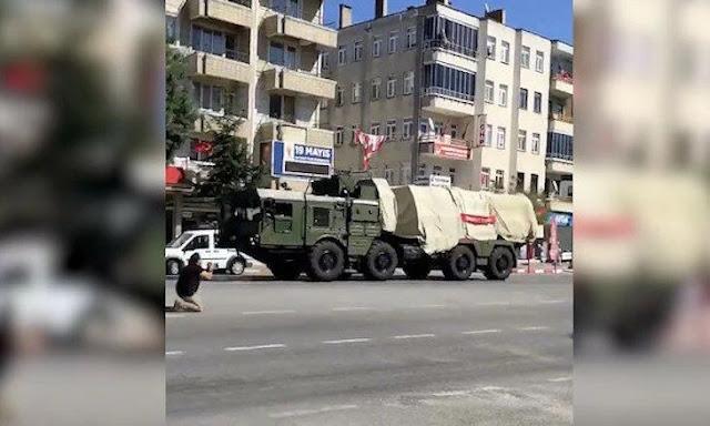 Η Τουρκία ετοιμάζεται για πόλεμο