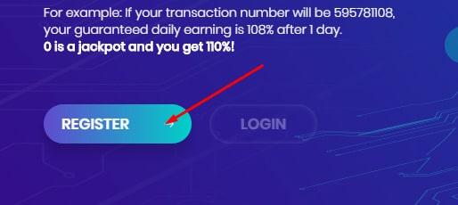 Регистрация в LastNo