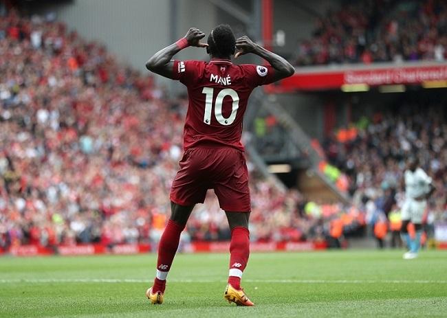 Bắt đầu từ mùa giải năm nay, tiền đạo Mane sẽ sở hữu chiếc áo số 10.
