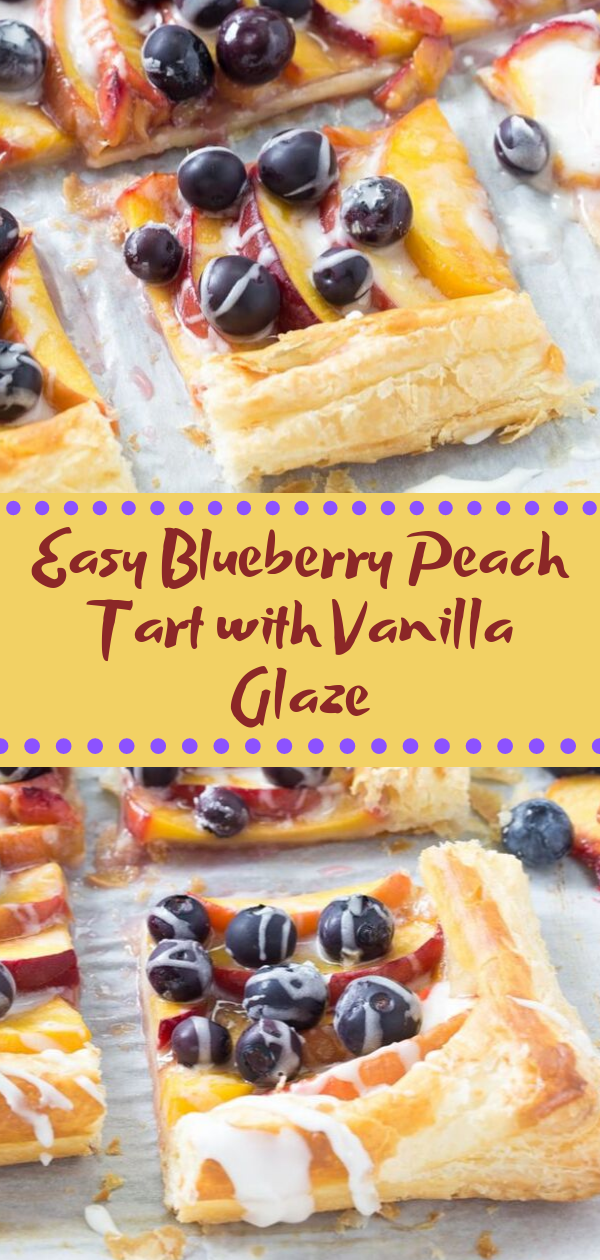 Healthy Recipes | Easy Blueberry Peach Tart with Vanilla Glaze, Healthy Recipes Videos, Healthy Recipes Weightloss, Healthy Recipes Chicken, Healthy Recipes Heart, Healthy Recipes For One, Healthy Recipes For Diabetics, Healthy Recipes Smoothies, Healthy Recipes For Two, Healthy Recipes Simple, Healthy Recipes For Teens, Healthy Recipes Protein, Healthy Recipes Vegan, Healthy Recipes For Family, Healthy Recipes Salad, Healthy Recipes Cheap, Healthy Recipes Shrimp, Healthy Recipes Paleo, Healthy Recipes Delicious, Healthy Recipes Gluten Free, Healthy Recipes Keto, Healthy Recipes Soup, Healthy Recipes Beef, Healthy Recipes Fish, Healthy Recipes Quick, Healthy Recipes For College Students, Healthy Recipes Slow Cooker, Healthy Recipes With Calories, Healthy Recipes For Pregnancy, Healthy Recipes For 2, Healthy Recipes Wraps, Healthy Recipes Yummy, Healthy Recipes Super, Healthy Recipes Best, Healthy Recipes For The Week, Healthy Recipes Casserole, Healthy Recipes Salmon, Healthy Recipes Tasty, Healthy Recipes Avocado, Healthy Recipes Quinoa, Healthy Recipes Cauliflower, Healthy Recipes Pork, Healthy Recipes Steak, Healthy Recipes For School, Healthy Recipes Slimming World, Healthy Recipes Fitness, Healthy Recipes Baking, Healthy Recipes Sweet, Healthy Recipes Indian, Healthy Recipes Summer, Healthy Recipes Vegetables, Healthy Recipes Diet, Healthy Recipes No Meat, Healthy Recipes Asian, Healthy Recipes On The Go, Healthy Recipes Fast, Healthy Recipes Ground Turkey, Healthy Recipes Rice, Healthy Recipes Mexican, Healthy Recipes Fruit, Healthy Recipes Tuna, Healthy Recipes Sides, Healthy Recipes Zucchini, Healthy Recipes Broccoli, Healthy Recipes Spinach, #healthyrecipes #recipes #food #appetizers #dinner #blueberry #peach #vanilla #tart