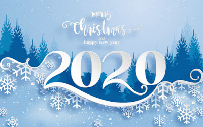 merry christmas and happy new year images free