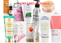 Logo Vinci gratis Gift card da 50 euro per i tuoi cosmetici e..non solo!