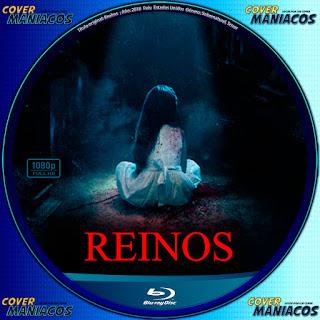 BLURAYGALLETA realms - REINOS 2018 [ COVER DVD + BLURAY]