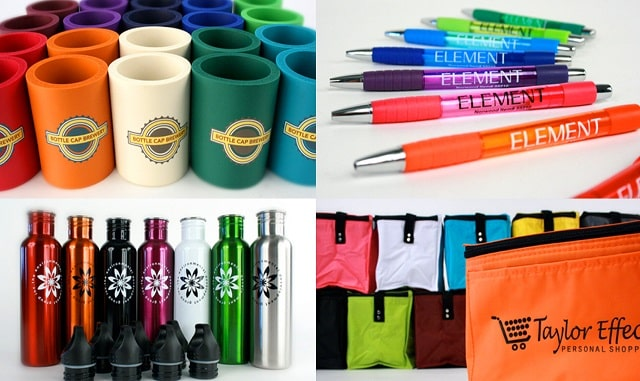 power promotional products branded business merchandise